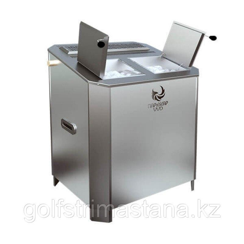 Электрическая паротермальная печь «ПАРиЖАР» 18 / 24 кВт (380 В)
