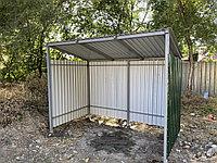 Площадки для мусорных контейнеров и ТБО