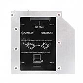 """Планка в ноутбук HDD/SSD 2.5"""" ORICO L95SS-SV-BP"""