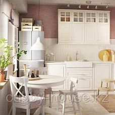 INGATORP ИНГАТОРП Раздвижной стол, белый90/125 см, фото 2