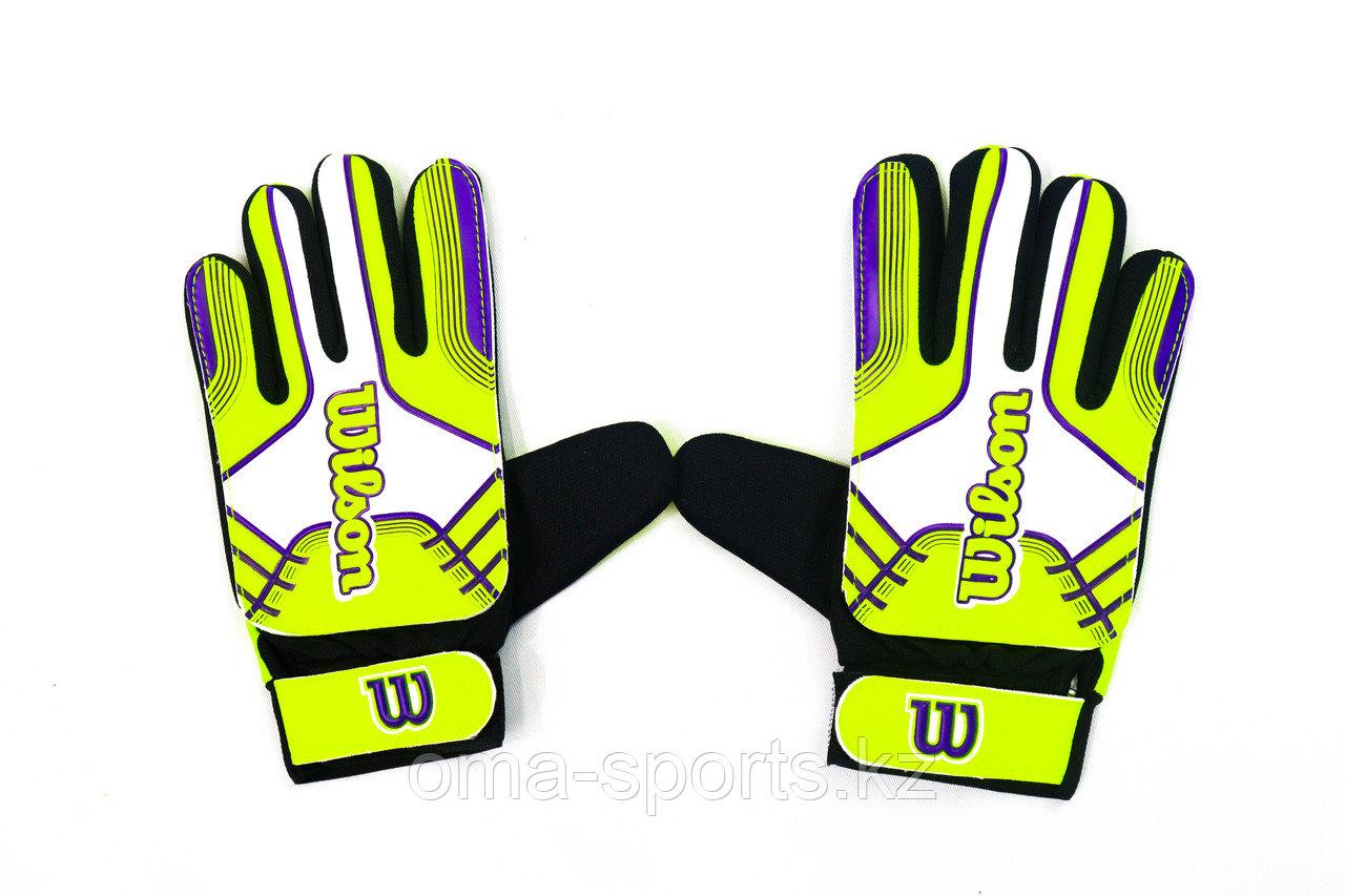 Перчатка вратарья WILSON