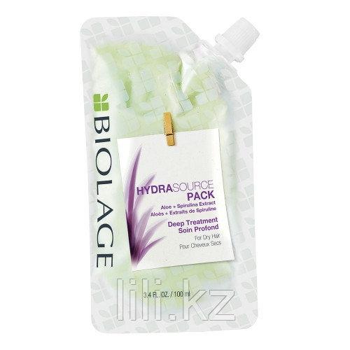 Маска для глубокого восстановления сухих волос Matrix Biolage Hydrasource 100 мл