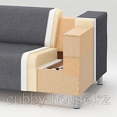 KLIPPAN КЛИППАН 2-местный диван, Висле синий, фото 2
