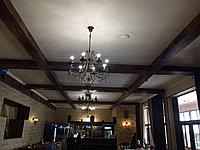 Фасадные фальшбалки для отделки кофе и ресторанов