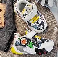 Весенние кроссовки для мальчика 27 размер