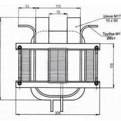 Трансформатор ТВК-35 для контактной сварки