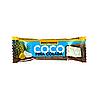 Батончик Snaq Fabriq - Батончик в шоколаде COCO (Ананас), 40 гр