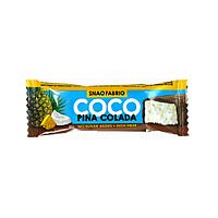 Батончик Snaq Fabriq - Батончик в шоколаде COCO (Ананас), 40 гр, фото 1