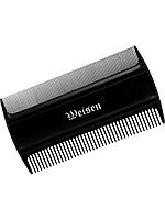 Weisen / Расческа, расчёска гребень, расческа для волос, гребень для волос, расчёска для бороды, 9 см.