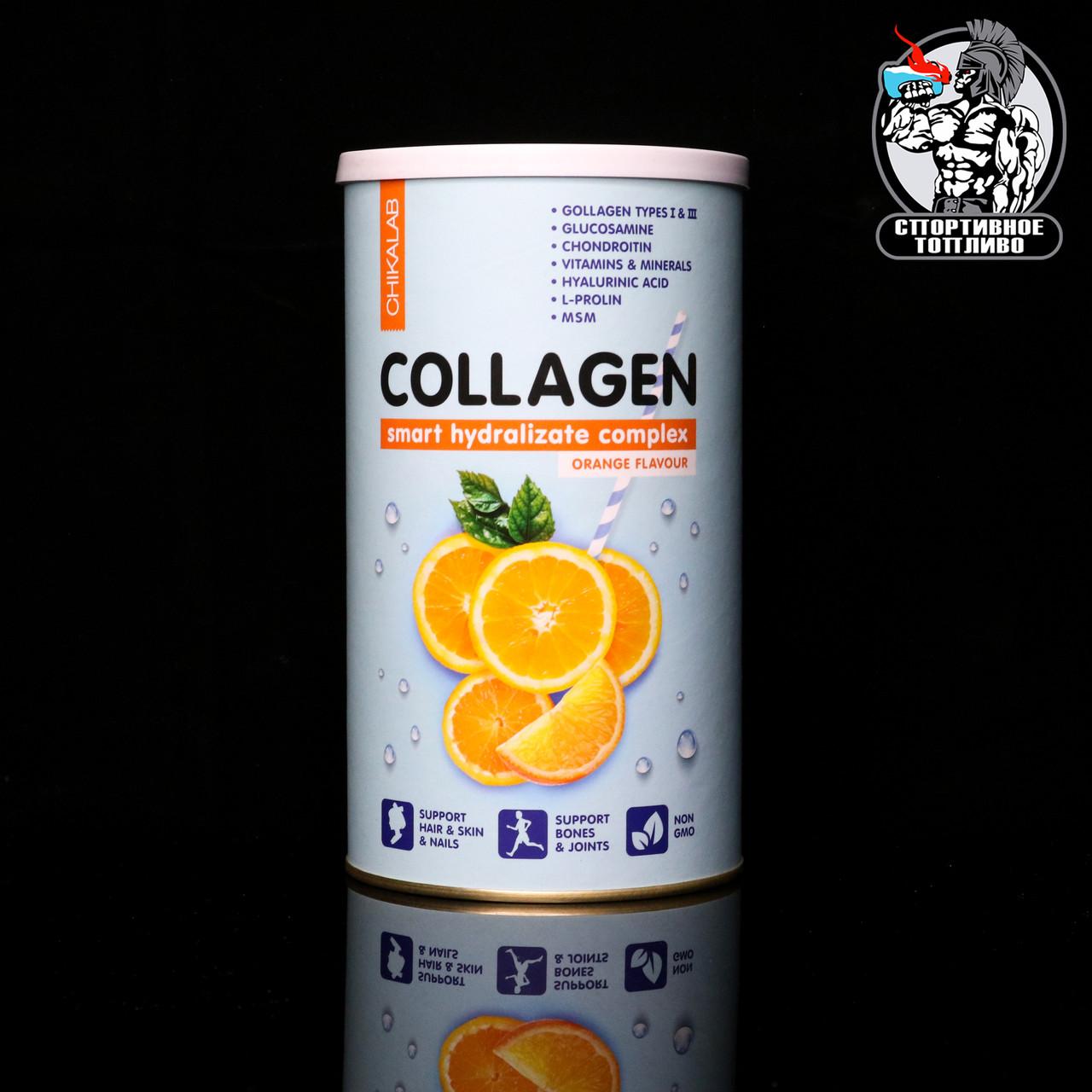 Chikalab - Collagen 400гр/25порций