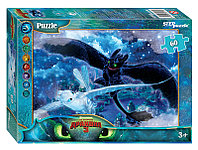 """Мозаика """"puzzle"""" 60 """"Как приручить дракона - 3"""" (DreamWorks)"""