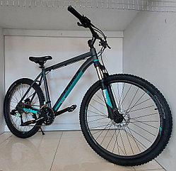 Велосипед Trinx M1000 21 рама 27,5 колеса - гидравлические тормоза. Рассрочка. Kaspi RED.