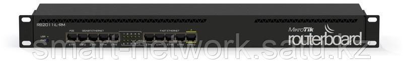 Маршрутизатор MikroTik RouterBoard 2011iL-RM (RB2011iL-RM)