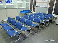 Скамья для посетителей, модель Bon -19/3ММ