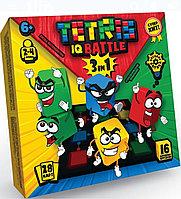 Игра настольная 3в1 «Tetris IQ Battle»