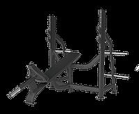 SVENSSON INDUSTRIAL E7042 Matte Black Скамья для жима с положительным наклоном