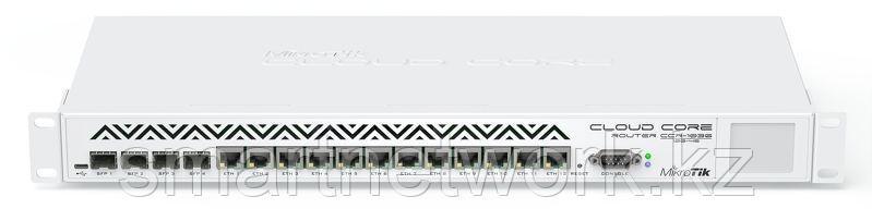 Маршрутизатор MikroTik операторского класса, 36-ядерный процессор, 1,2ГГц на ядро, до 24млн пакетов/с, от 4Гб