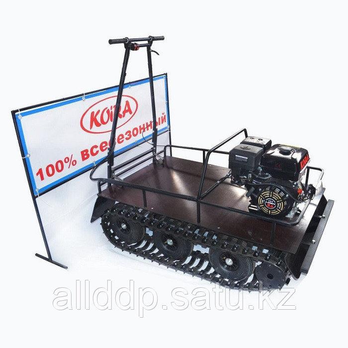 Мотобуксировщик  Койра  mini
