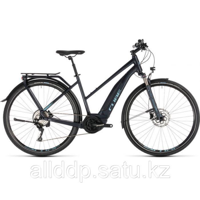 Электровелосипед Cube Touring Hybrid Pro 500 Lady (2019)