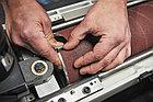 JET JWDS-2244OSC-M Барабанный шлифовальный станок c осцилляцией, фото 6