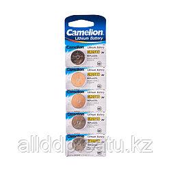 Батарейка, CAMELION, CR2016-BP5, Lithium Battery, CR2016, 3V, 220 mAh, 5 шт