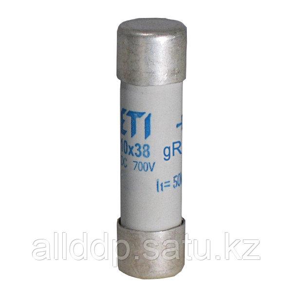 Цилиндрический предохранитель ETI CH10x38 gR 12A/700V AC/DС
