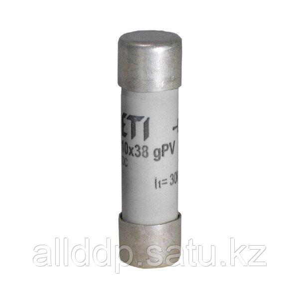 Цилиндрический предохранитель ETI CH10x38 gPV 25A/900V DС