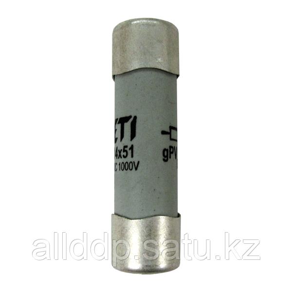 Цилиндрический предохранитель ETI CH14x51 gPV 25A/1000V DС