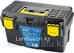 "Пластиковый ящик для инструмента 430х235х250 мм (18"") СИБРТЕХ 90805 (002)"