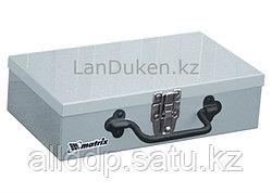 Металлический ящик для инструмента 284 х 160 х 78 мм MATRIX 906055 (002)