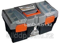 "Ящик пластиковый для инструмента 500 х 260 х 260 мм (20"") STELS 90705 (002)"