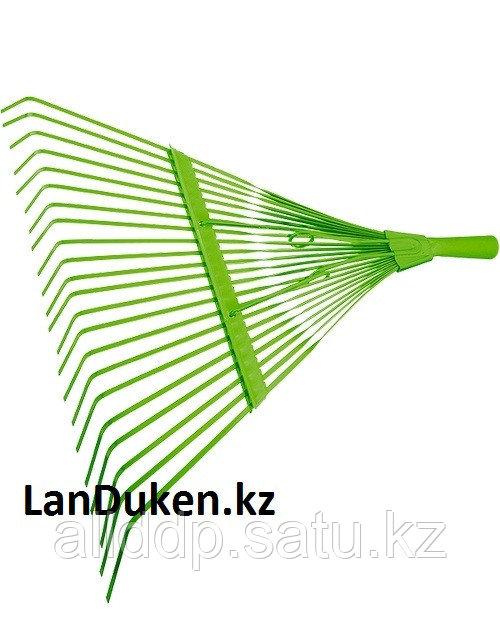 Грабли веерные 22 зуба без черенка усиленные PALISAD 61701 (002)