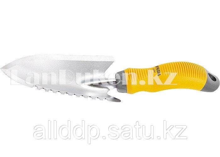 Совок садовый с зубьями и молибденовым покрытием PALISAD LUXE 62654 (002)