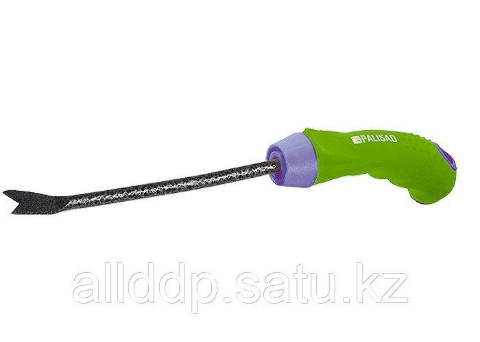 Корнеудалитель стальной с защитным покрытием и прорезиненной ручкой PALISAD 62321 (002)