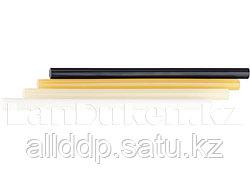 Клеевые стержни для пистолета черные 11 мм длина 30 см, 1 кг MATRIX 930744 (002)