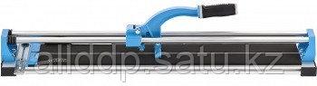 Ручной плиткорез, 600 * 14 мм облегченная станина барс, усиленная рукоять 87580 (002)
