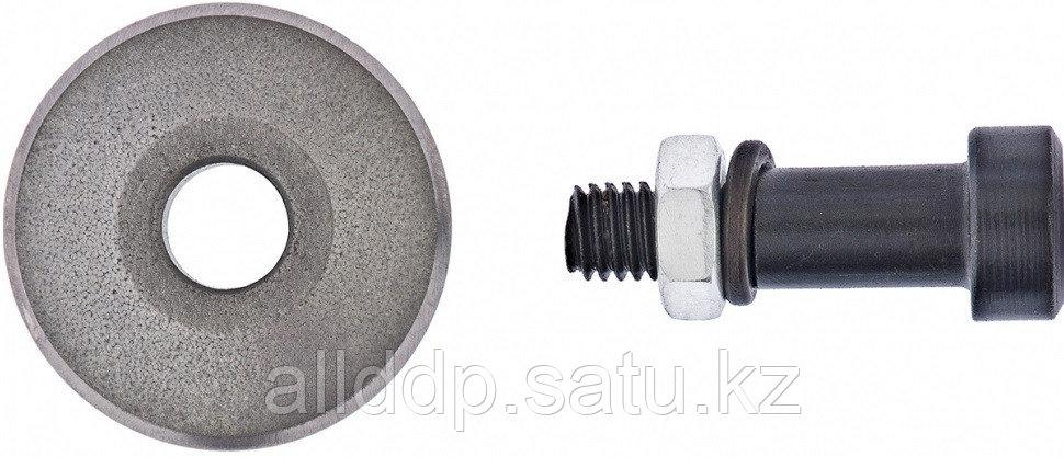 Ролик режущий для плиткореза 22,0 * 6,0 * 5,0 мм МТХ 87674 (002)