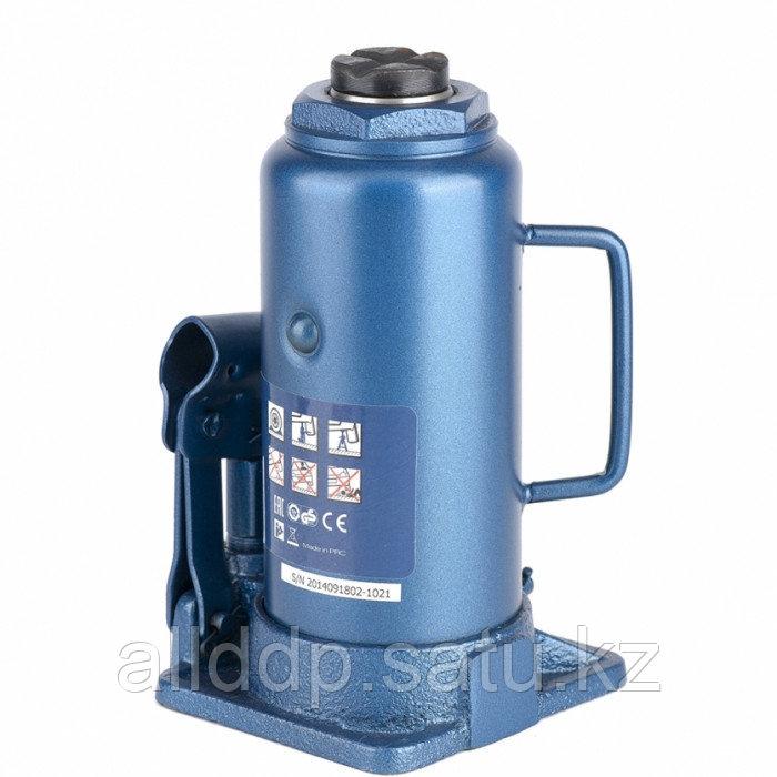 Домкрат гидравлический бутылочный, 12 т, h подъема 230–465 мм STELS 51108 (002)