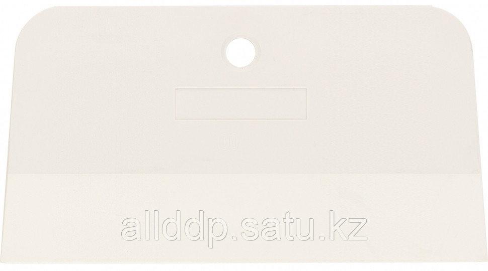 Шпатель белая резина 150 мм Сибртех 85835 (002)