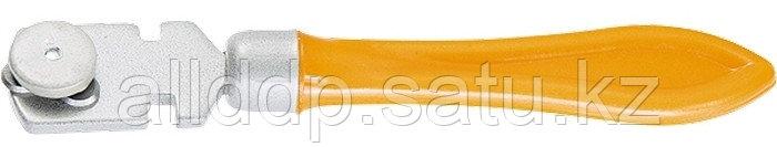 Стеклорез 3-роликовый с пластмассовой ручкой 87215 (002)