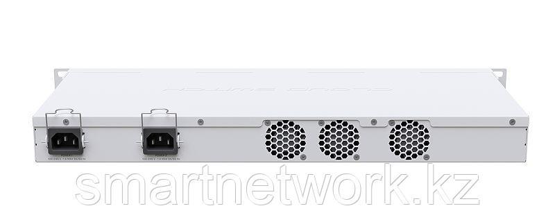 Коммутатор MikroTik CRS326-24S+2Q+RM 24 портов SFP+