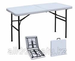 Раскладной стол чемодан для пикника 120 см (уценка)