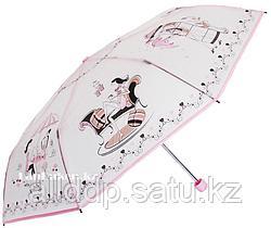 Механический складной зонт Real Star в ассортименте (уценка)