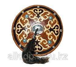 Қалқан - казахский средневековый щит декоративный, 25 см