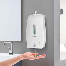 Дозаторы (диспенсеры) для жидкого мыла и антисептика