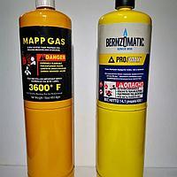 Мапп Газ, (Mapp Gas, Китай)