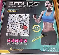 Электронные напольные весы с ЖК- дисплеем с 4 датчиками веса Proliss PRO-3173