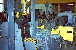 Механизированная линия ремонта балансиров тепловозов ЧМЭ3