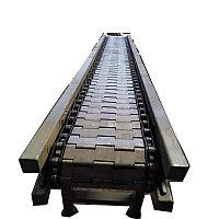Пластинчатый конвейер (транспортер для букс) ММ313