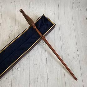 Палочка Полумны Лавгуд из Гарри Поттера (с металлическим стержнем)